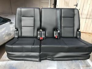 2014 2016 Ford Explorer Rear 2nd Row Seat New