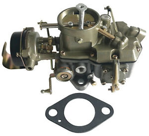 Autolite 1100 Carburetor 1965 1969 Ford Mustang Falcon 6 Cyl 170 200 Cid Engine