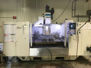 Cnc Fadal 6030 Vmc Vertical Machining Center Milling Machine Video michigan