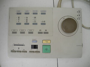 Mg1 2587 Remote Controller For Canon Microfilm Microfiche Scanner