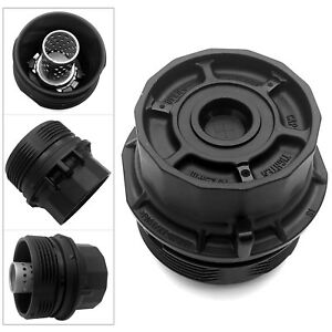 Oil Filter Housing Cap Assembly For 2009 2014 Toyota Corolla Matrix 1 8l