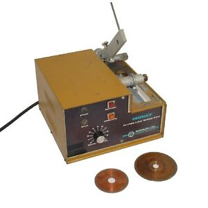 Buehler Isomet 11 1180 Low Speed Precision Sectioning Saw W blades