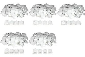500 14k Gold White Earring Puff Cards Case Display 1 5