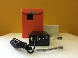 Tif Instruments Inc Tt Tif Tector Portable Gas Leak Detector Probe Case New