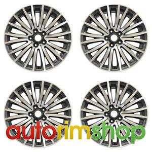 Kia Cadenza 2014 2016 19 Factory Oem Wheels Rims Set