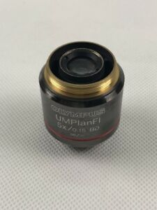 1pc Olympus Umplanfi 5x 0 15 Bd Light And Dark Field Objective Tested