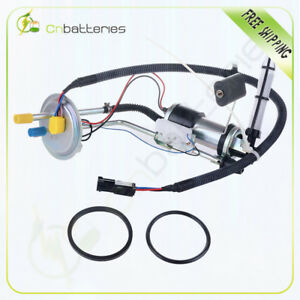 Electric Fuel Pump Assembly For Jeep Cherokee Wagoneer 1987 1988 89 1990 L6 4 0l
