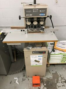 Challenge Eh 3c Paper Drill 3 Hole Drill