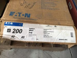 Eaton Load Center 200 Amp 120 240 Volt Single Phase 3 Wire