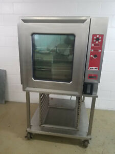 Vulcan Vcgiof Combo Steamer Convection Oven Tested 120v