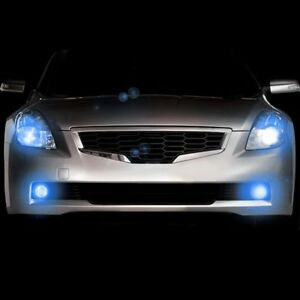 Plasmaglow 10650 Headlight Blue Led Hideaway Strobe Light Kit