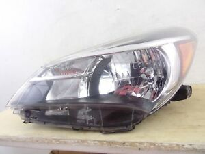 2015 2016 2017 Toyota Yaris Hatchback Driver Lh Headlight W o Led Drl Oem 330