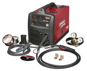 Lincoln Sp 180t Wire Feed Mig Welder 220 Volt 180 Amp Reconditioned U2689 2