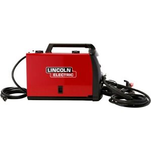 Lincoln K3461 1 Multi process Mig Tig Stick Welder 120v 120 Amp Model Le31mp
