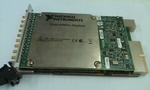 National Instruments Ni Pxi 5105 60 Mhz 8 channel 12 bit