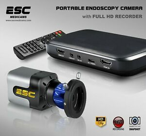 Endoscopy Camera In Stock | JM Builder Supply and Equipment