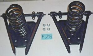 Used Mgb Front Suspension Wishbone Arms Pivots Spring Plates