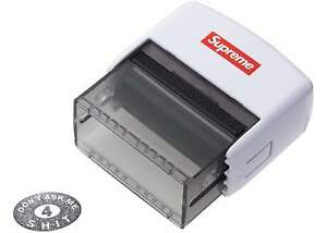 Supreme Dont Ask Me 4 S Stamp White