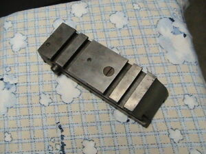 South Bend Lathe 9 Model A Cut Off Slide