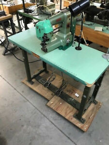 Union Special Lewis 160 20 Blindtacker Industrial Machine