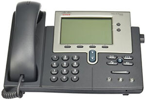 Cisco Cp 7942g Or 7960 Desktop Business Voip Ip Phone