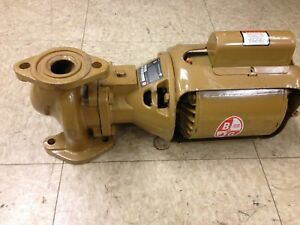 Bell Gossett Series 100 Circulator Pump Bnfi 106197