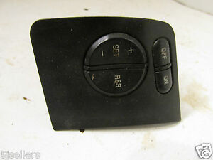 Ford Explorer Cruise Control Switch Lincoln Mercury