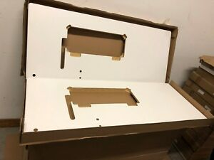 Consew Mitsubishi Highlead Industrial Sewing Machine Table k legs Made In Canada