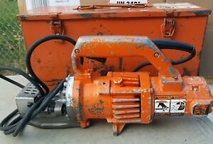 Diamond Rebar Cutter Dc 20wh With Case