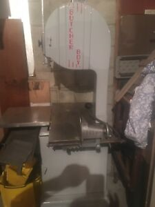 Butcher Boy b 14 14 Commercial Heavy Duty Meat Band Saw