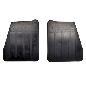 New Rear Rubber Mud Flaps Splash Mudguard Liner Fit For Toyota Hilux Pickup 1997