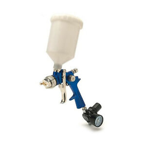 New Vaper Hvlp Spray Gun Set With Plastic Cup 1 4mm Model 19000