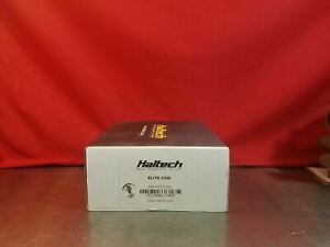Haltech Elite 2500 Stand Alone Ecu