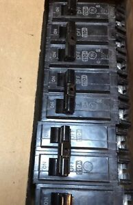 New 1 Circuit Breakers Ge Thql21110 110 Amp 2 Pole 120 240v Type Thql