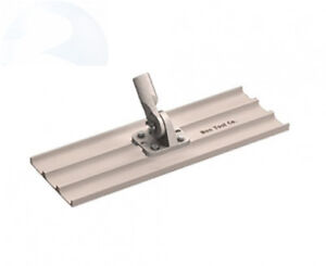 Bon 12 967 24 inch By 8 inch Square End Magnesium Concrete Bull Float With