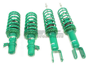 Tein Street Advance Z Coilover Kit 1992 1995 Honda Civic Eg 1993 1997 Del Sol