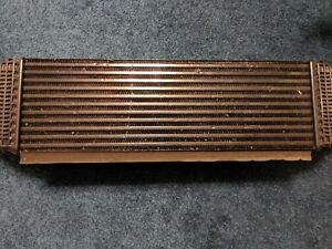 Factory Oem Ford Focus Rs Front Mount Intercooler Core