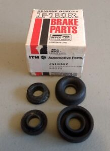 Vintage Repco Pbr Brake Parts K807s Rubber Washers Gaskets New Old Stock Nos