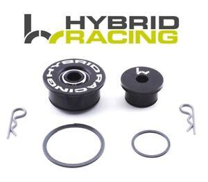 Hybrid Racing Billet Shifter Cable Bushings For 02 06 Rsx Civic Si 06 Ep3 02 05