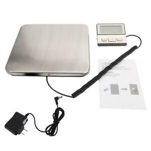 440lb Digital Postal Scale Shipping Electronic Scale Produce Deli Industrial