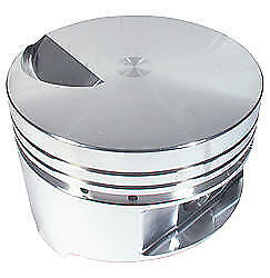 Srp Bbc Flat Top Piston Set 4 280 Bore 3cc