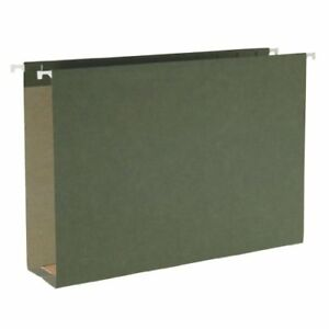 Smead 100 Recycled Hanging Box Bottom File Folder 65095 Legal 8 5 X 14