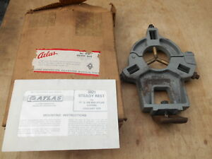 Atlas 12 Lathe Steady Rest Nos