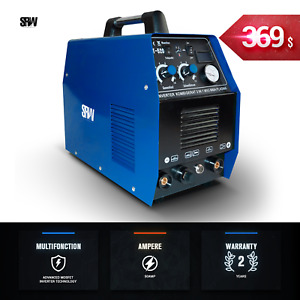 New Ct 520d Welder Pro Tig Cut Dc Inverter Cutter Portable Welding Stick Machine
