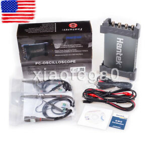 Hantek 6074bc Pc Based Usb Digital Storage Oscilloscope 70mhz Bandwidth In Usa