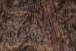 Walnut Burl Raw Wood Veneer Sheets 10 X 48 Inches 1 42nd Thick 9312 16