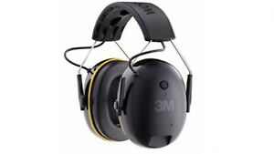 Over Ear Muff Shooting Range Noise Cancelling Headphone Bluetooth 3m Worktunes
