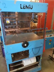 Automatic Shrink Film Packaging System For Pos lottery