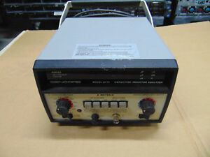 Sencore Model Lc75 Capacitor inductor Analyser