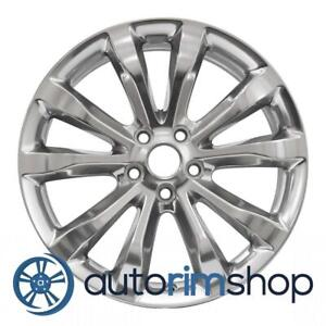 Chrysler 300 2014 2019 19 Factory Oem Wheel Rim Polished